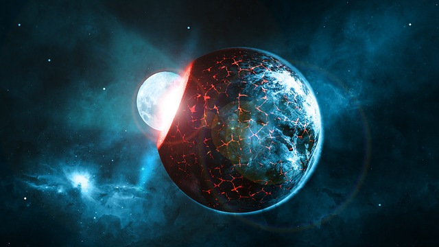 地球の構造はどうなってる!?内部は動いてる!?