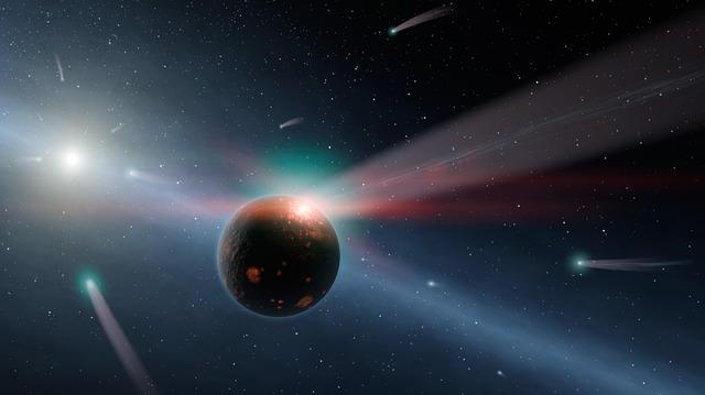 彗星と流星の違いとは!?火球とも違うの?