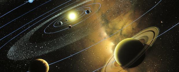 太陽系の誕生はいつ!?その歴史を辿ってみた!
