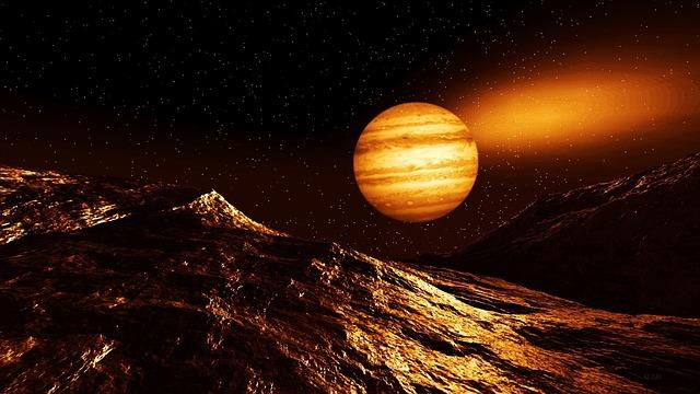 木星の衛星に生命体が!?どんな星なの!?