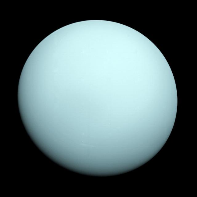 天王星の昼と夜は42年ずつ!?一体どんな星なんだ??