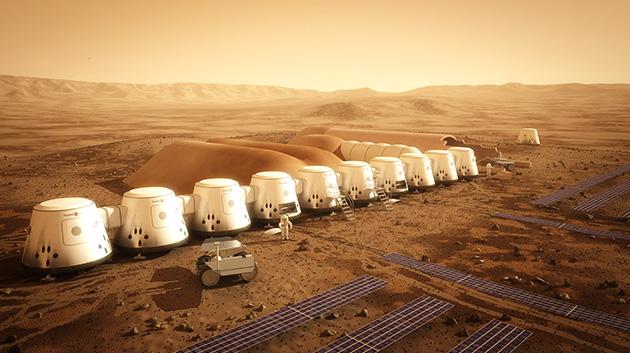 火星移住計画の募集【片道切符】に20万人が応募!!実現できるの!?