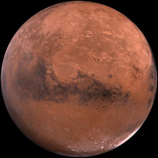 火星に生命の痕跡が!?水があったどー!!