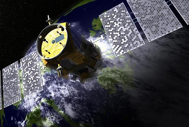 人工衛星の数はどんだけ!?どの国のが多い??