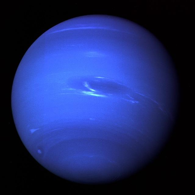 海王星の風速がヤバイ!?この惑星はどうなってんだw